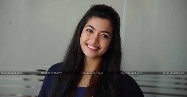 Rashmika Goes Gaga Over KGF