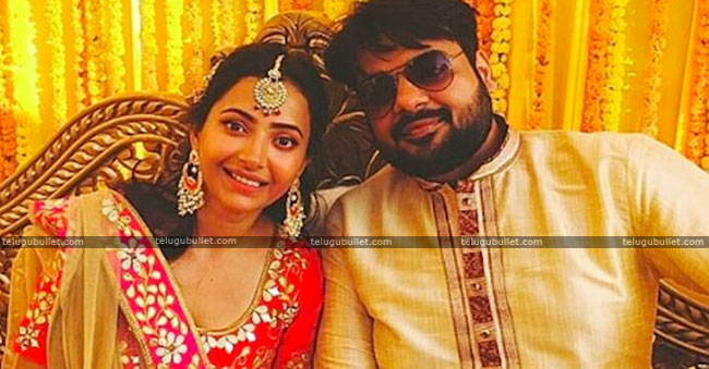 Shweta Basu Prasad Married Her Boy Friend