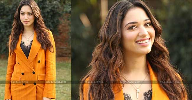 Tamannah Desperately Waiting For Her Fans Reaction