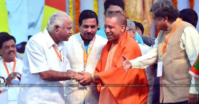 The BJP leader and Uttar Pradesh CM Adityanath