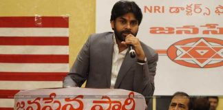 Mega Hero Donates 1cr To Janasena