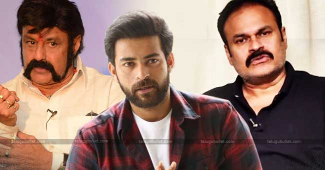 Varun Tej Responds To Nagababu-Balayya Issue