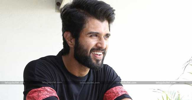 Vijay Devarakonda Signs One More Bilingual