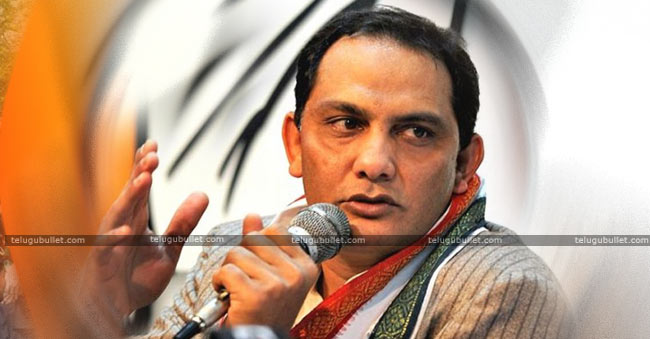 Big Jolt To Congress Azharuddin Likely To Join TRS