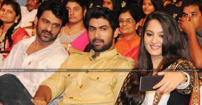 Anushka Shetty Picks Rana Daggubati Over Prabhas