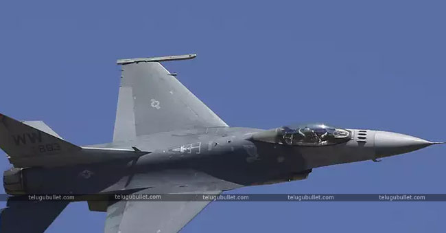 IAF Chased Pak Fighter Jets Back To Their Country