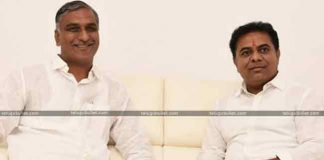 No Ministries For KTR Harish Rao In KCR Cabinet Expansion