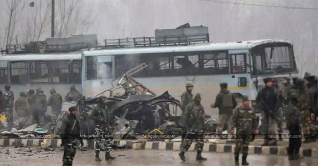 Biggest Terrorist Attack Ever In Jammu And Kashmir
