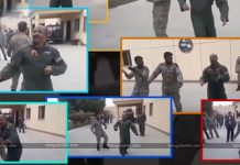 Abhinandan's Morphed Dance Videos