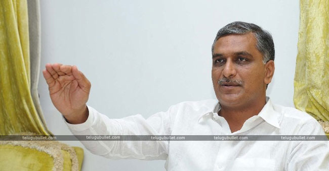 Solid Importance For Harish Rao's Family In T-Politics