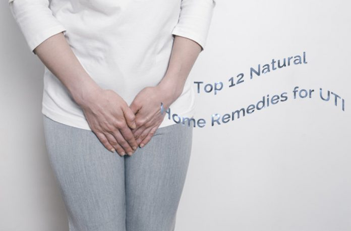Top 12 Natural Home Remedies for UTI