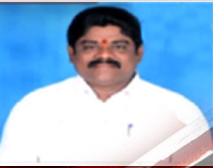TDP Leader killed in mangalagiri