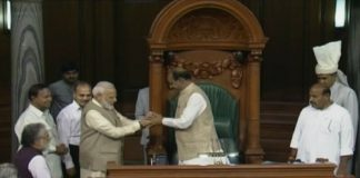 BJP MP Om Birla to be new Lok-Sabha speaker