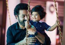 NTR's son Bhargav turns one.