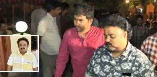 Dasari Narayana's son Prabhu is in police custody.