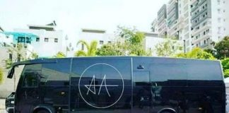 Allu Arjun spends Rs 7 crore for a luxurious caravan with an AA signature.
