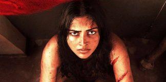 Amala Paul's raw look for Aadai