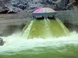Kaleshwaram :largest lift irrigation project in the world