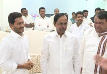 CM KCR and Jagan meets today water sharing as the key topic