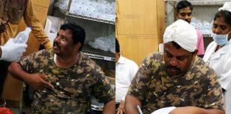 Goshamahal MLA Raja Singh's false allegations over cops