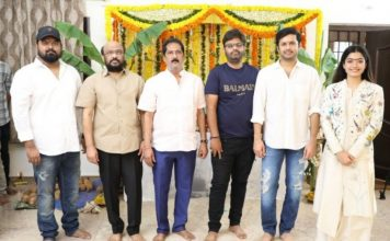 Nithin has announced another movie titled Rang De