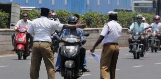 New motor vehicle act: Higher penalties for traffic violations