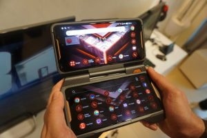 New gaming ROG Phone officially announced by Asus