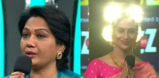 Big Boss-3: Tamanna entered the house and Hema is out.