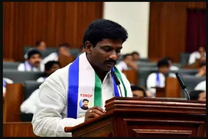 Arrest warrant issued to Poothalapattu YSRCP MLA MS Babu