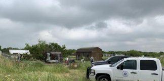 Texas(USA): A man eaten by aggressive dogs