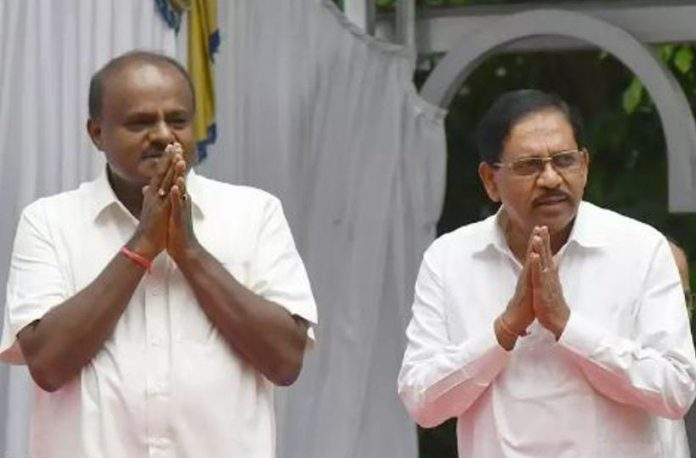 Mumbai: Ten rebel Karnataka Congress MLAs asked for security cover