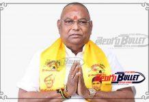 TDP in crisis senior leader Samba Shiva Rao to join BJP
