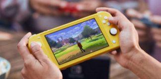 The Nintendo Switch Lite Seals 3DS's Coffin