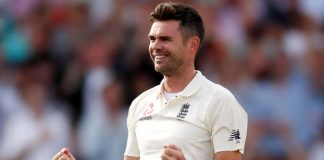Anderson out of Lord's Test against Ireland with calf injury
