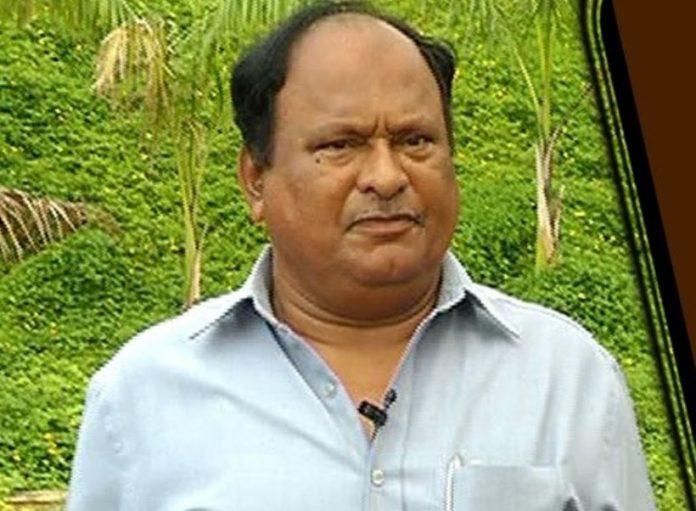 Amanchi Krishna Mohan allegations on Karanam Balram election affidavit