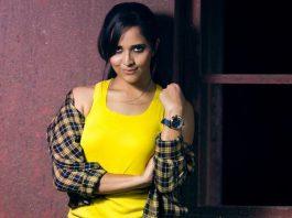 Anasuya Bharadwaj to set her foot into production!