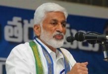 YSRCP MP Vijayasai Reddy re-appointed as state representative