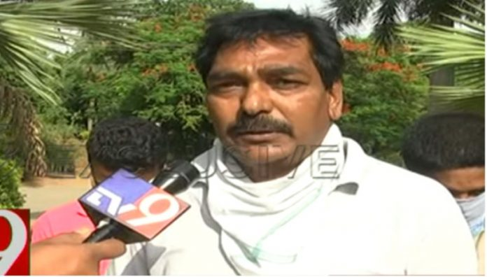Steele trader Ram Prasad's assailant surrended at Panjagutta PS