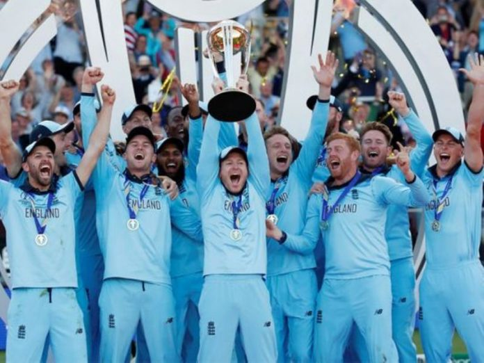 ENGLAND Won The 2019 World Cup