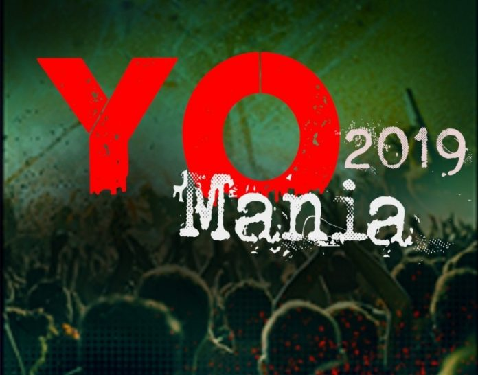 YO MANIA is coming back with the spirit of Youth