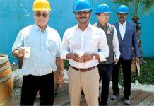Ron Malka tweets over CM YS Jagan's Israeli trip