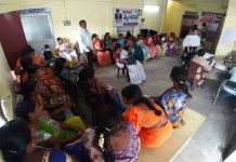 The police captured Asha workers to stop the Chalo Vijaywada protest