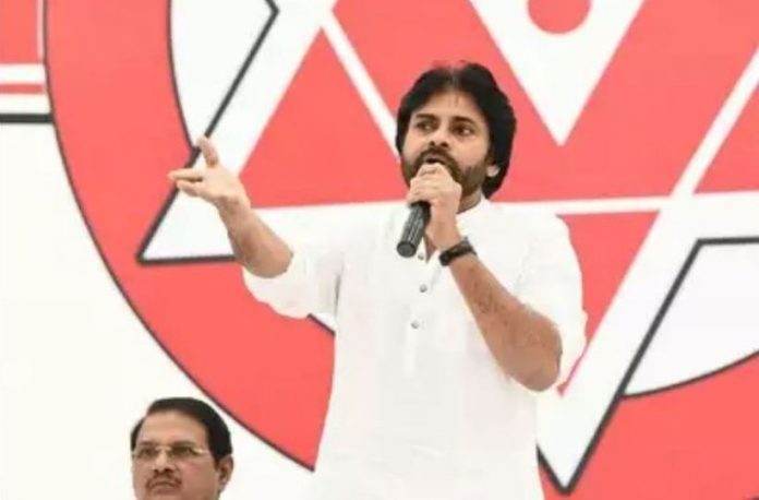 Pawan Kalyan sensational comments over merging party