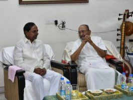 It is like Lord Krishna visiting poor Kuchela: K. Vishwanath