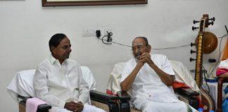 It is like Lord Krishna visiting poor Kuchela: K. Vishwanath