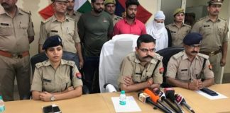 Noida: Murder attempt on the husband to continue the love affair