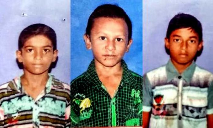 Three kids electrocuted in Prakasam district due to YSRCP flag