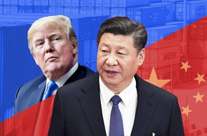 Trump announces a trade war on China