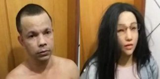 Rio De Janeiro: A Brazilian Gang leader tried to escape prison disguised as his daughter