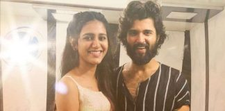 Fangirl Priya Prakash Varrier is in reverence of Vijay Deverakonda